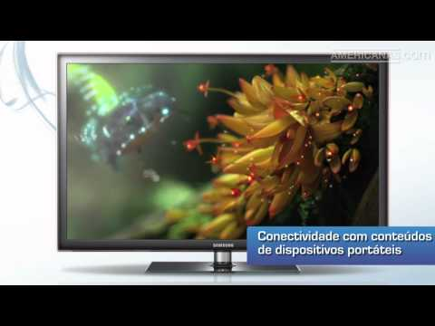 Samsung Smart TV LED D5500   Americanas.com