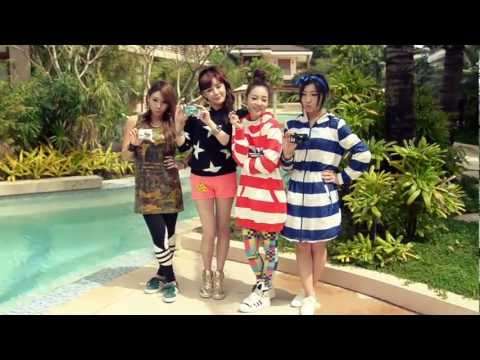 [Nikon] Photo Essay 2NE1 in PHILIPPINES Full ver. Music Videos