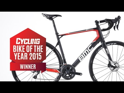 BMC Granfondo GF01 Disc 105 - Bike of the Year 2015 Winner