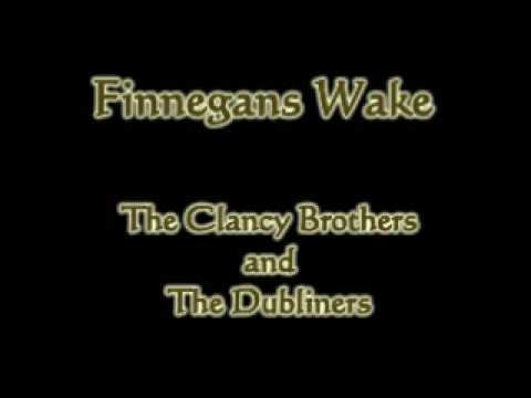 Tim Finnegans Wake with Lyrics