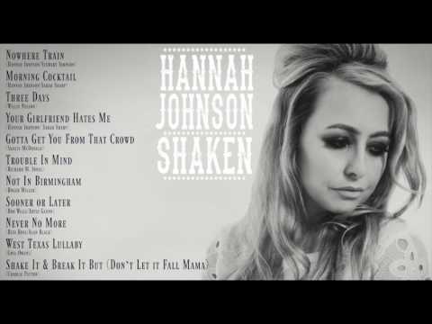 Hannah Johnson - Shaken (Album Sampler)