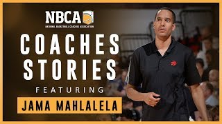 Jama Mahlalela - Raptors 905 Head Coach Is Working For The Organization He Grew Up Watching
