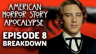 """AHS: Apocalypse Season 8 Episode 8 """"Sojourn"""" Breakdown!"""