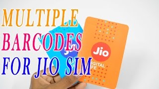 How to Generate Unlimited Barcodes For Reliance Jio Sim On One Android