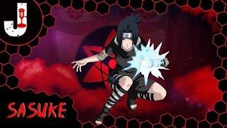 Rap Sasuke Uchiha (Naruto)