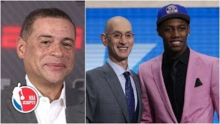 New York Knicks GM 'extremely excited' to draft RJ Barrett | 2019 NBA Draft