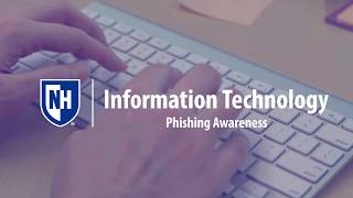 UNH IT Phishing Awareness / External Email Tags