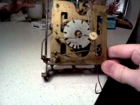 Механизм для часов с кукушкой своими руками 75