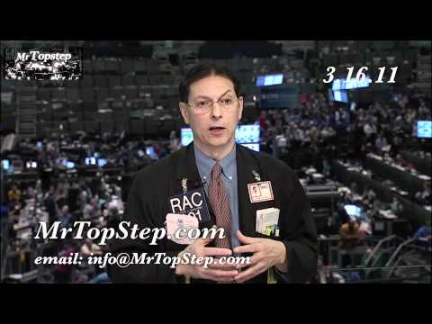 MrTopStep 3.16.11: Bull or Bounce after Nikkei's Earthquake Drop (Rich Canlione)