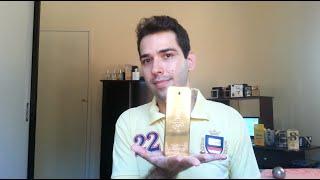 Perfume 1 Million - Paco Rabanne (Resenha)