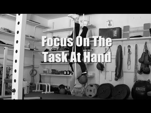 Focus On The Task At Hand (HD)