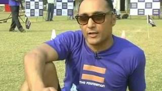 Rahul Bose shows us how to go distance