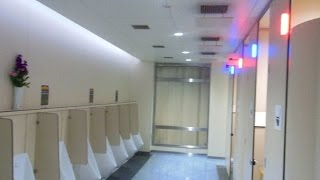 Awesome Public Toilet in Japan!