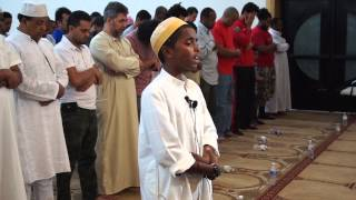 Tarawih Prayer at ICT - Omar Sharif, Youngest Imam at ICT