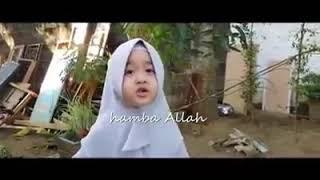 Ya nabi salam alaika  Naat  by little cute girl