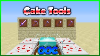 Minecraft: Cake Tools | Only One Command