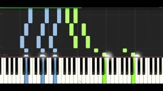 Tobu & Itro - Cloud 9 - PIANO TUTORIAL