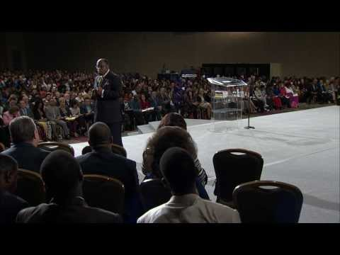 Dr. Myles Munroe Ministering During The World Conference 2014 In Orlando! video