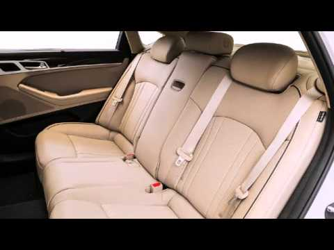 2015 Hyundai Genesis Video