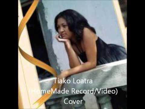"Harrissa singing ""Tiako loatra"" Elsie (Cover)"