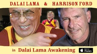 AWAKEN Compassion: NEW Dalai Lama Awakening (narrated by Harrison Ford) - Official Trailer #3