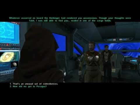 Star Wars KotOR 2: TSL walkthrough - Part 11 - Long chat with Kreia