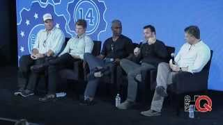 A Conversation with the cast & producer of The Last Ship live from #NerdHQ 2014