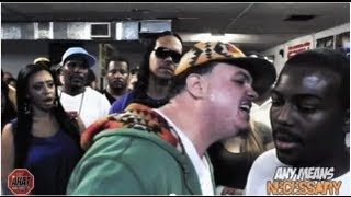 AHAT Rap Battle Fatz vs M. Ciddy