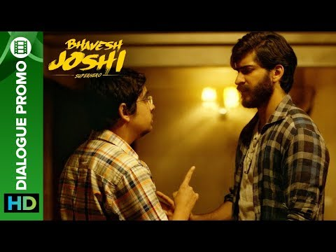 Bhavesh Joshi is not a hero! | Bhavesh Joshi Superhero | Dialogue Promo | Harshvardhan Kapoor