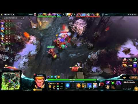 uG vs Team eHug Game 2 - joinDOTA DOTA 2 League - Heliumbrella