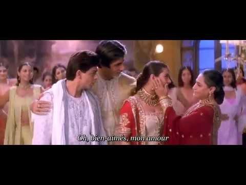 Bole Chudiyan ( Kabhi Khushi Kabhie Gham) video