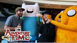 Adventure Time | Finale Screening in Sydney 🇦🇺| Cartoon Network