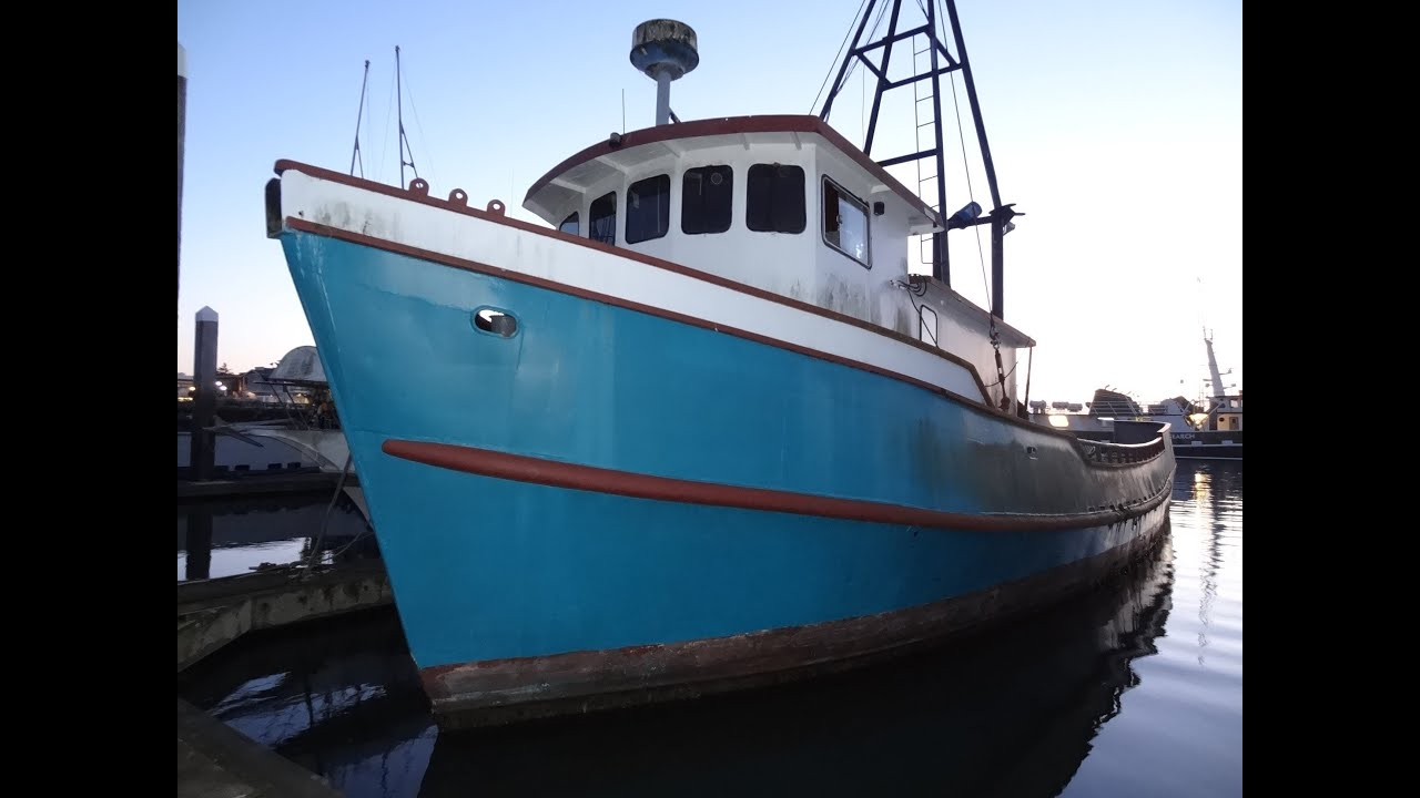 USED DIESEL FISHING BOATS FOR SALE IN FLORIDA