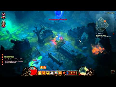 Dueling in Diablo 3 - Patch 1.0.7