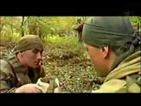 Походные песни - А на войне как на войне (Батальонная разведка)