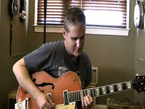 Grady Martin guitar style lesson. Sweet love on my mind. Johnny Burnette