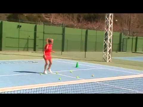 Preparación Física En Tenis.  Potencia Aeróbica