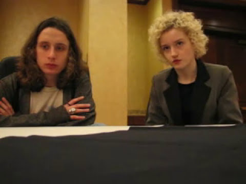 Rory Culkin & Julia Garner interview for