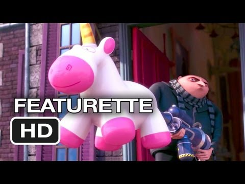 Despicable Me 2 Featurette - The Songs Of Pharrell Williams (2013) Hd video