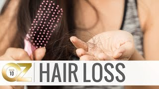 Foods to Help Fight Hair Loss