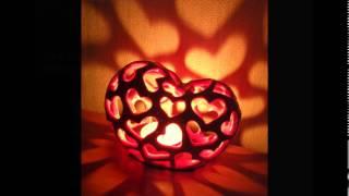 =Резные свечи ко дню влюбленных=Сергей Маузер свечное оборудование
