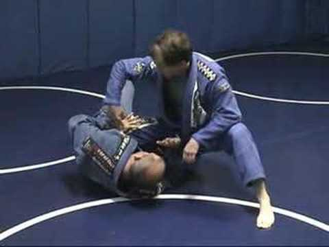 Knee on Belly to Armbar