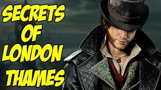 Assassins Creed Syndicate The Thames Music Box Collectibles Secrets of London