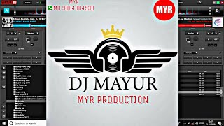DJ MAYUR NONSTOP DHOLKI PAINO MIX SONG BY DJ PRAGNESH FROM KHAREL