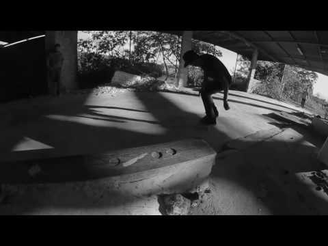 Frank Guerrero desde el DIY de Boquete - Skateboarding Panama