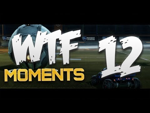 Rocket League WTF Moments (DAD PLAYING ROCKET LEAGUE!) EP.12