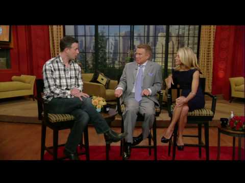 Freddie Prinze Jr. on Regis and Kelly 1/13/10 Video