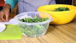 How To Keep Salad Fresh For Days (Tips and Tricks)