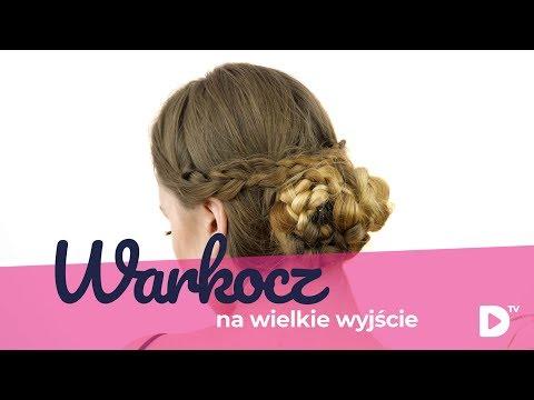 Fryzura Na Wesele ❤ I DOMODI TV