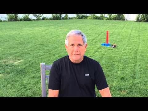 Leslie Moonves - ALS Ice Bucket Challenge